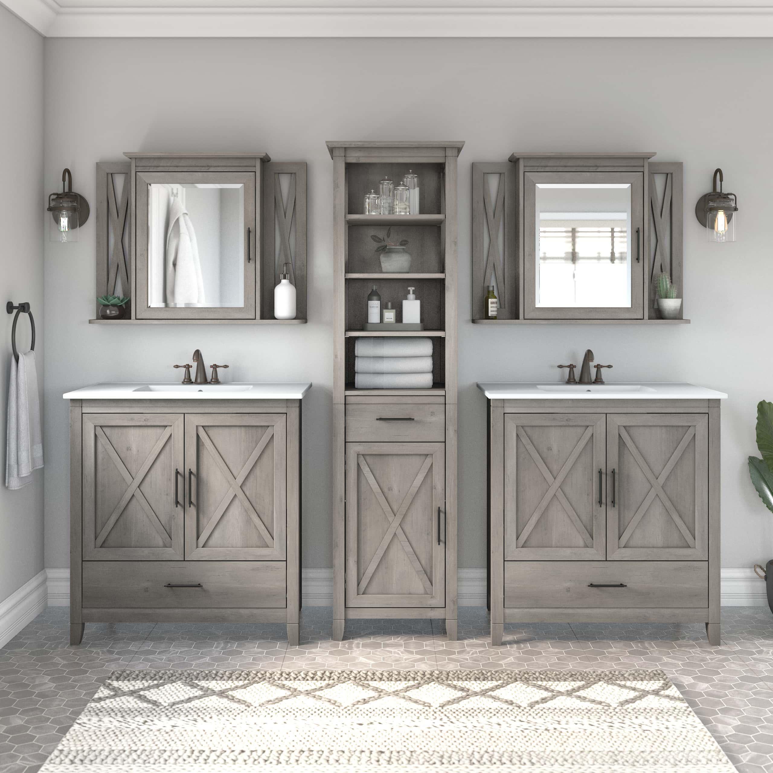 Salle de bains Bush Furniture
